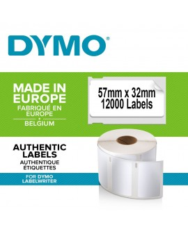 Etykiety różnego przeznaczenia - 57 x 32 mm, biały - VALUE PACK 12 szt. - 3026980930950 -  2093095 - 1