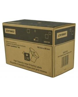 Mega rolki etykiet LW z etykietami adresowymi 102 x 59mm dla modelu LW4XL - 3501170947425 -  S0947420 - 1
