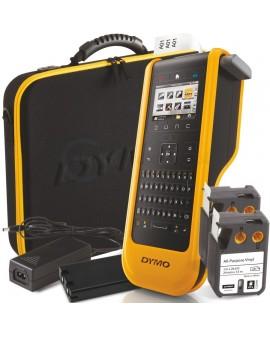 DYMO Drukarka etykiet XTL 300 24 mm w zestawie walizkowym, klawiatura QWERTY, 220V - 3501178734881 -  1873488 - 2
