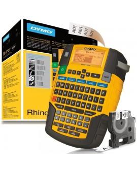 Drukarka etykiet RHINO 4200, zestaw walizkowy QWERTY - 3501178529951 -  1852995 - 1