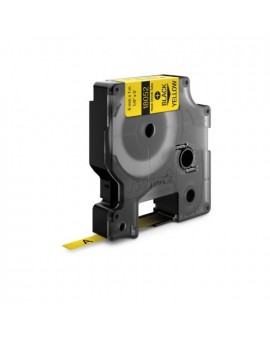 RHINO taśma/rurka termokurczliwa żółta 6 mm/1,5m: na kabel o Ǿ Min. 1.18mm – Max. 2.33mm (do opisywania kabli) - 71701180520 -