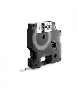 RHINO taśma/rurka termokurczliwa biała 9 mm/1,5m: na kabel o Ǿ Min. 1.73mm – Max. 3.73mm (do opisywania kabli) - 71701180537 -