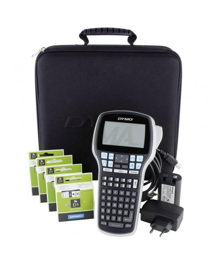 Drukarka Etykiet Dymo LabelManager 420P Walizka + 4 Taśmy - 3501170915486 -  S0915480 - 3