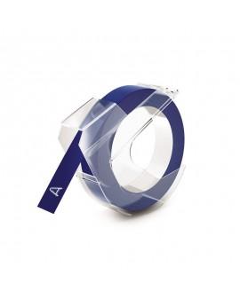 Taśma 3D 1rolka *3m 9mm niebieska - 3501170898147 -  S0898140 - 1