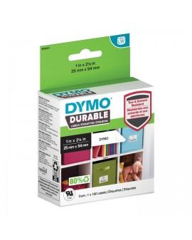 Durable mała etykieta wielofunkcyjna - 25mm x 54mm, małe pudełko - 71701003829 -  1976411 - 1