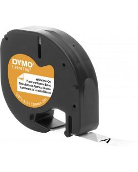 DYMO taśma 12mm/2m - papierowa, do wprasowywania - 5411313187695 -  S0718850 - 1