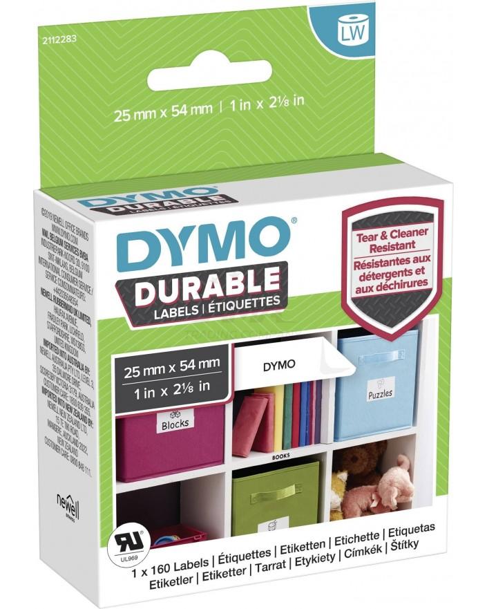 mała etykieta wielofunkcyjna Durable - 25mm x 54mm, małe pudełko - 71701003829 -  2112283 - 1