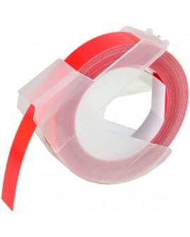 DYMO taśma 3D 1rolka *3m 9mm czerwona - 3501170898154 -  520102 - 1